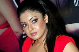 Tanushree Dutta had accused an actor of misbehaving with her during the shoot of a special song in Horn OK Please in 2008. (Instagram)
