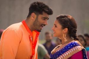 Namaste England song Dhoom Dhadakka features Arjun Kapoor and Parineeti Chopra.