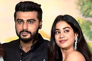 Arjun Kapoor and Janhvi Kapoor fans, there's good news. The two might appear together on Koffee With Karan. (Instagram)