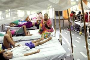 While 19 children died at the North Corporation-run Maharishi Valmiki Infectious Diseases Hospital, one child died at the Delhi government-run Lok Nayak Hospital.