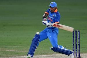 The pitches and conditions in ODI cricket suit Dhawan's style of play