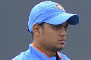 File photo of Jharkhand batsman Ishan Kishan.