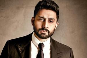 Abhishek Bachchan has responded to a man who blamed him for Manmarziyaan's box office performance.