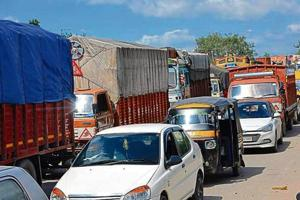 The National Highway Authority of India (NHAI) said it will take around two months to repair the stretch fully.