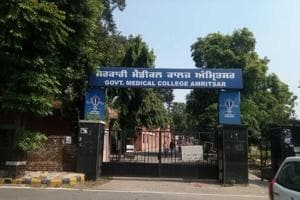 Government Medical College in Amritsar