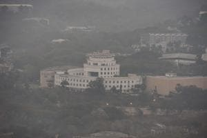 Whistling Woods at Film City, Goregaon.