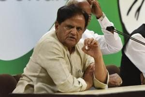 """Senior Congress leader Ahmed Patel moved the top court against the high court order, saying that Balwantsinh Rajput's petition against his election was """"devoid of merits"""" and failed to show any """"cause of action""""."""