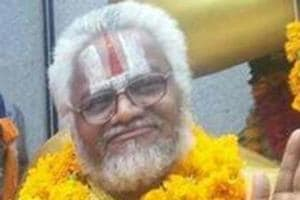Falahari Maharaj, a self-styled godman from Alwar was sentenced on Wednesday to life imprisonment for raping a woman follower, about a year ago.