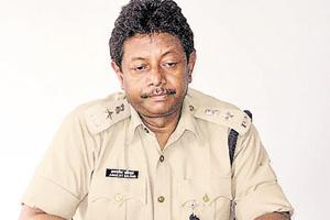 File photo of  Amarjit Balihar who was killed along with five other police personnel  when Maoists ambushed their police convoy in Dumka's Kathikund area in 2013.