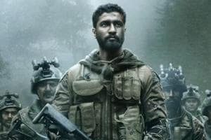 Uri teaser showcases a gripping military drama with Vicky Kaushal in the lead.