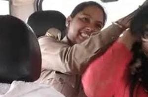Earlier, three police personnel, including a woman constable, in Uttar Pradesh's Meerut were suspended after a video of them abusing and roughing up a woman medical student and her classmate went viral.