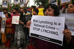 """According to the order, people will have to be cautioned that """"mob lynching will invite serious consequences under the law"""" via scrolls on television and messages on radio."""