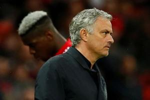 Mourinho is embroiled in a clash of egos with France midfielder Pogba