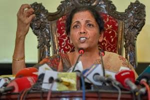 Defence minister Nirmala Sitharaman said there are intrusions on the border and security forces are eliminating a lot of them at the border itself.