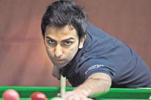 Pankaj Advani won bronze at the Asian Snooker Tour in Doha.