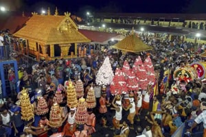 Following a five-judge constitution bench of the apex court deciding 4:1 on Friday to lift the ban on women aged between 10 and 50, the TDB said it was expecting a 30 per cent hike in devotees during the three-month pilgrimage season starting in November.