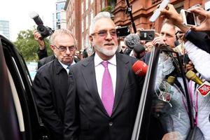 A ruling in Vijay Mallya's extradition trial at Westminster Magistrates' Court in London is scheduled for December 10.
