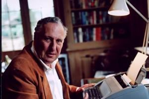 Author Frederick Forsyth, now 80, is out with a new novel, about the world of cyber espionage and its real-world repercussions.
