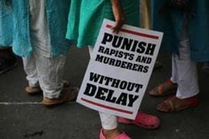 Two minor girls were allegedly raped in Gujarat's Surat on Saturday.
