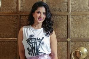 Sunny Leone recently shot for a song and dance number in the upcoming Bollywood film Arjun Patiala.