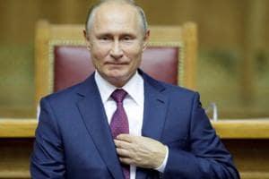 Russian President Vladimir Putin is scheduled to visit India this week.