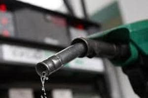 The petrol prices in the tricity have surged by at least 6% in the last one month.