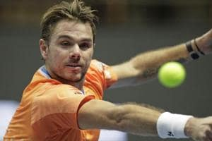File picture of Stan Wawrinka