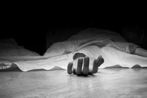 Police found the bodies of Sher Singh Gujjar's wife Geeta (28), son Kanha (2) and daughter Tanisha (6) from his quarters in the residential compound of the power station.