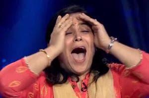 Binita Jain is the season's first crorepati on Kaun Banega Crorepati 10.