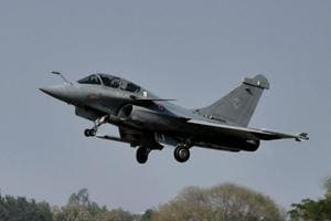 The Congress has alleged irregularities in the Rafale deal.