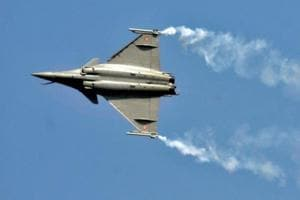 The NDA government's decision to enter into a government-to-government deal with France to buy 36 Rafale warplanes was announced in April 2015 with the deal signed a little over a year later.
