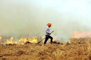 The state government anticipates a rise in burning incidents after October 10 when the harvest will be in full swing.