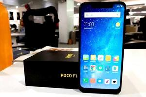 PocoF1 is the cheapest smartphone with QualcommSnapdragon 845 processor.