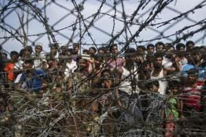The Supreme Court has declined to intervene in the Rohingya refugee case.