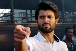 NOTA movie review: Vijay Deverakonda plays a rowdy politician in his recent outing.