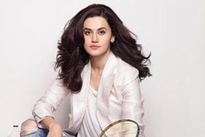 Actor Taapsee Pannu is entering the Premier Badminton League with the Pune team called Seven Aces.
