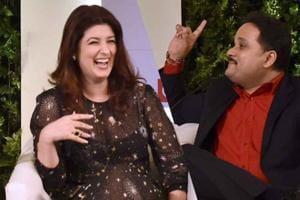 Twinkle Khanna, Amish Tripathi full session at HTLS 2018