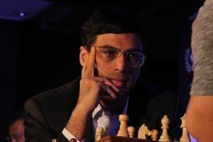 File image of Indian chess grandmaster Viswanathan Anand.