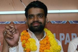 DUSUpresident Ankiv Baisoya, a member of the RSS-affliated ABVP, had claimed he had studied at Tamil Nadu's Thiruvalluvar University from 2013 to 2016.
