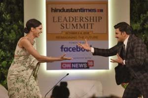 Photos| HTLS 2018: Rahul Gandhi, Pele, Twinkle Khanna and Kamal Haasan speak on Day 1