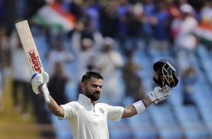 India vs West Indies: Virat Kohli scripts history in Rajkot
