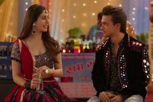 LoveYatri or LoveRatri, the Aayush Sharma and Warina Hussain film is dreary with any name.