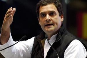 Congress President Rahul Gandhi  will hold a road show and address a few public meetings on October 9 and 10 inRajasthan where assembly elections are due at the end of the year.
