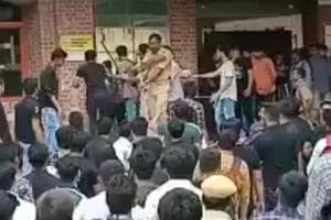 Brawls between Indian and Afghan students of Sharda University in Greater Noida have been erupting over the last two days.