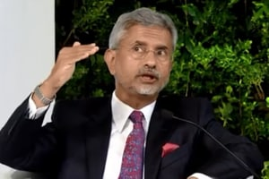 India and China have issues: S Jaishankar at HTLS 2018