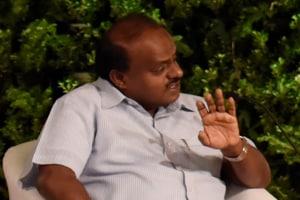 Will be Karnataka CM for 5 years, says HD Kumaraswamy at HTLS 2018