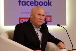 Ten lifetimes not enough to get to India's core: Steve McCurry at HTLS