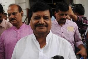 "Samajwadi Secular Morcha leader Shivpal Yadav Saturday ruled out forming an alliance with the BJP in Uttar Pradesh, saying ""we are secular people"" and there was no question of allying with the ruling party."