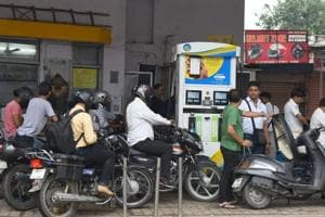 "With petrol and diesel prices continuing to rise, the Congress on Sunday termed the Rs 2.5 a litre cut in the fuel prices by the Centre an ""electoral lollipop"" aimed at the five poll-bound states."