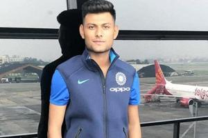 Harsh Tyagi's inclusion in Delhi cricket was opposed by ex-India cricketer Kirti Azad.